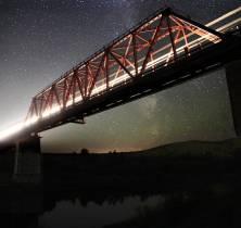 Мост через Проню. Рассказ о лете 93 года