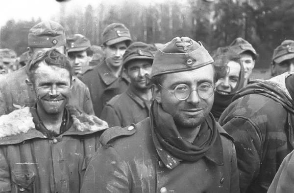 немцы о жизни в советском плену