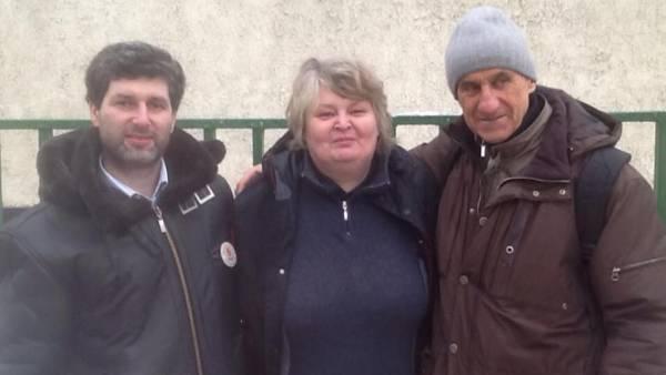 Марк Гальперин и Владимир Ионов