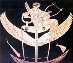 Лебедь Диониса