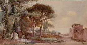 Петербург Аронзона и Рим Гоголя