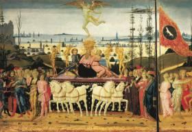 Тень «Триумфов» в пастернаковском «Августе»