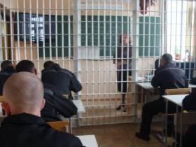 Состав воздуха, или урок в тюрьме