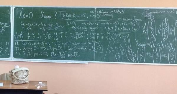 Как не надо преподавать математику философам